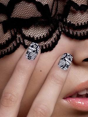 lace nails 2
