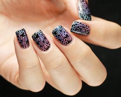 nail stamp art
