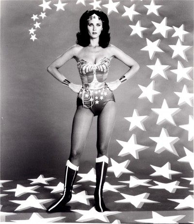 wonder woman package to replace glow girl