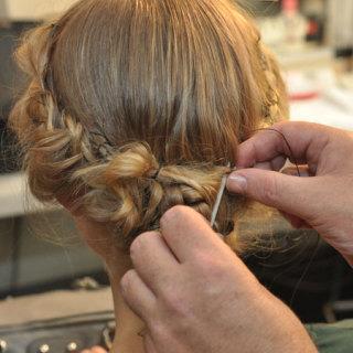 x hair sewing